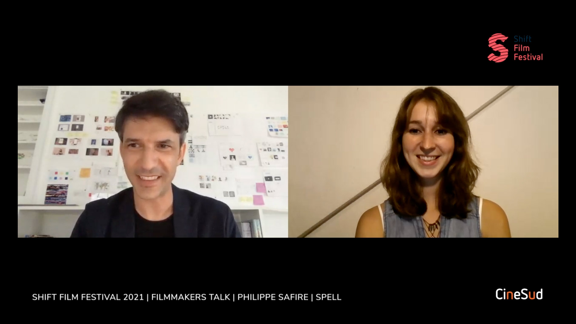 SHIFT Film Festival 2021   Filmmakers Talk